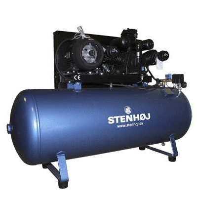 Stenhøj`s Stempelkompressorer